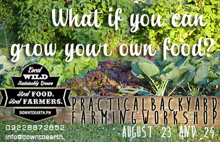 Backyard Farming Workshop